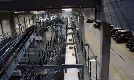 "UPS opens new Dutch ""super hub"" in Eindhoven"
