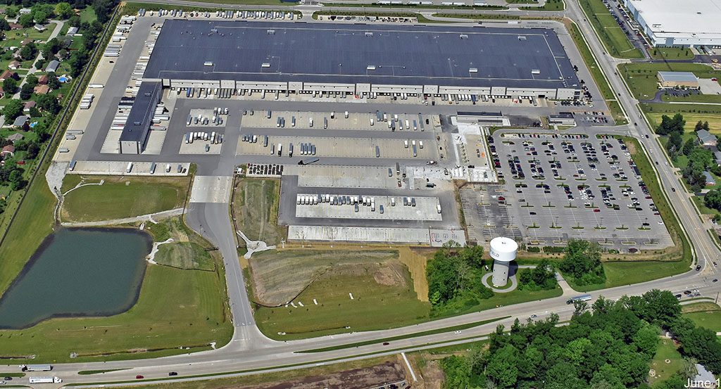 UPS opens new Indianapolis regional super hub