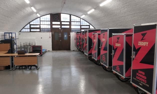 Zedify opens new London depot