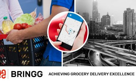 Bringg partners with Spain's largest grocery chain