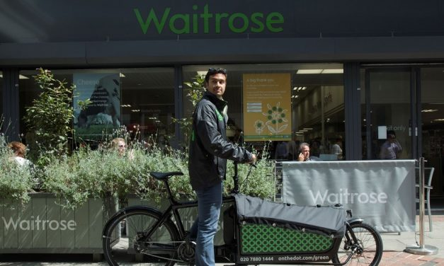 Waitrose trials its rapid delivery service outside London