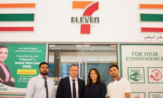 7eleven teams up with FODEL in the UAE