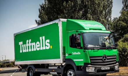 Tuffnells sees 89% increase in consignments for medical products