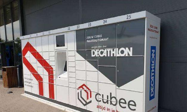Decathlon rolls out parcel lockers in Belgium