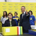 Poste Italiane opens €50 million e-commerce logistics hub