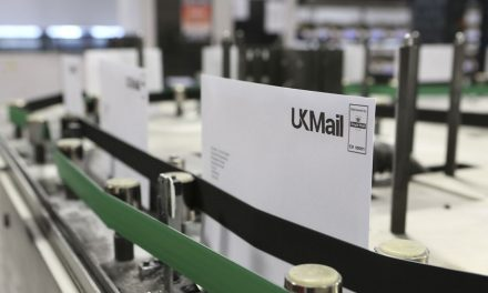 UK Mail shows its commitment to the financial market