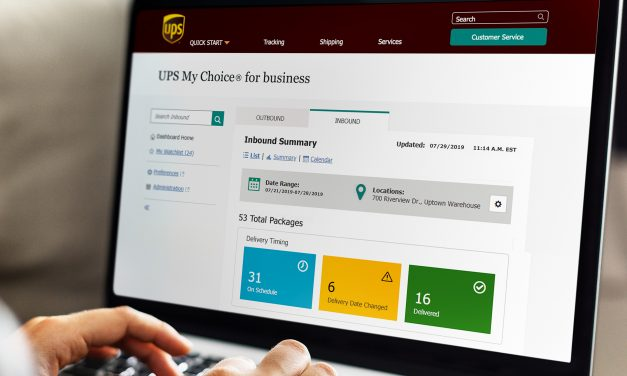 UPS My Choice for business platform launched