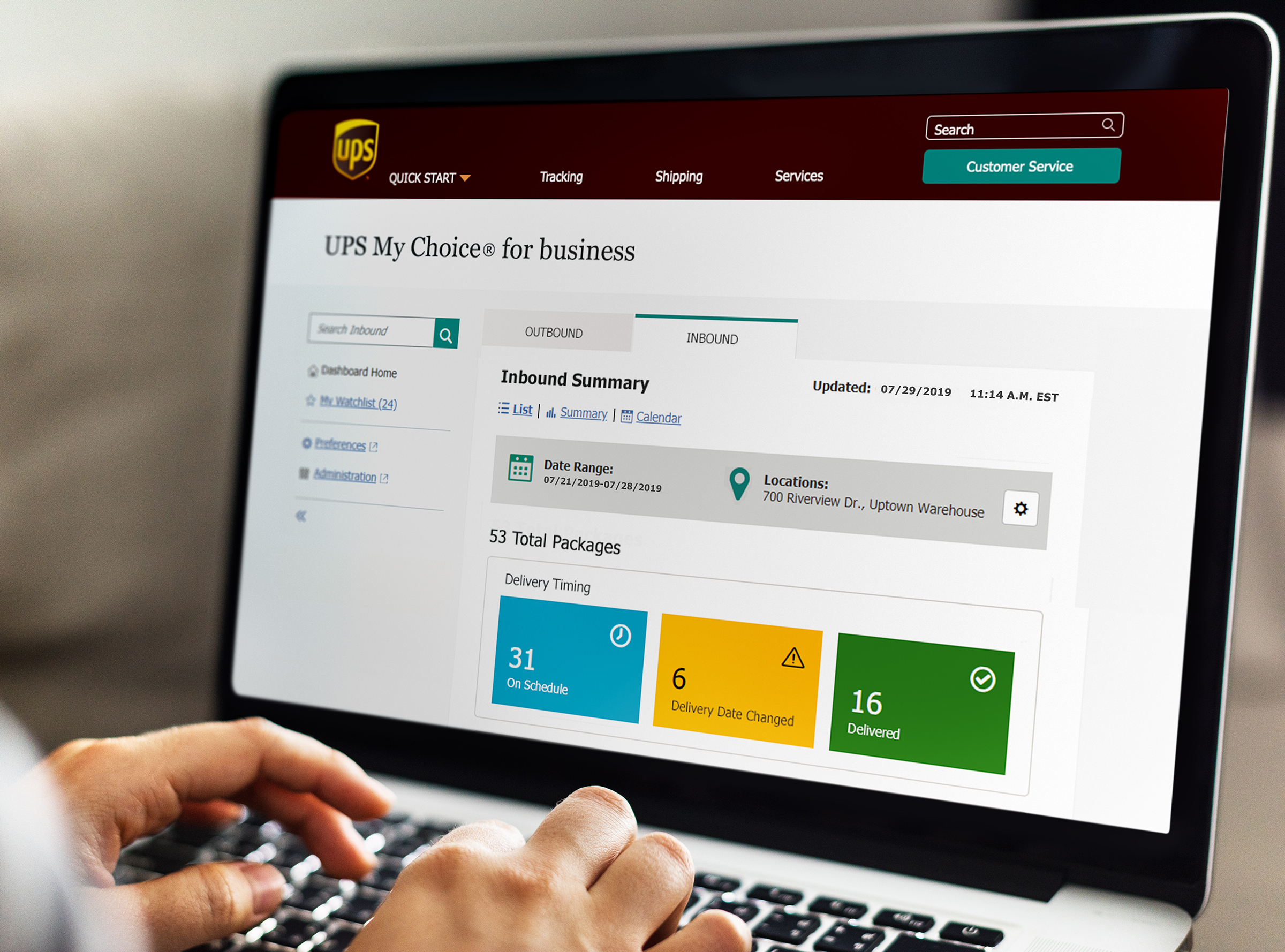 UPS My Choice for business platform launched | Post & Parcel
