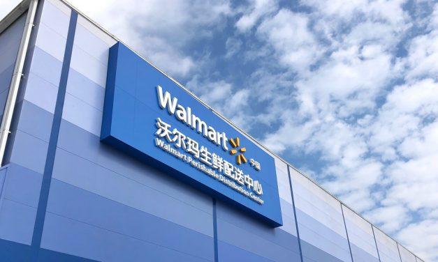 Walmart invests $1.2 billion on fresh food distribution in China