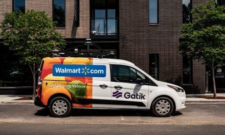 Walmart piloting autonomous delivery van in Arkansas