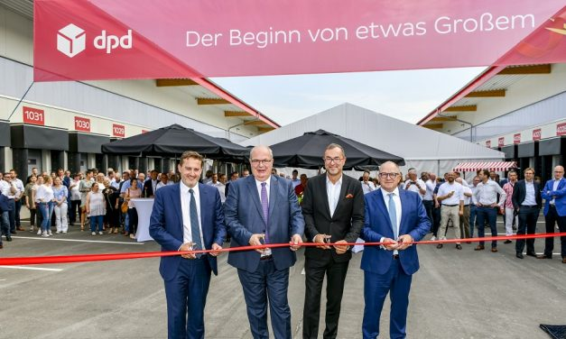 DPD's 50 million euro parcel hub in Hamm to begin processing next week