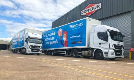 Hermes buys more double-decker trailers from Don-Bur