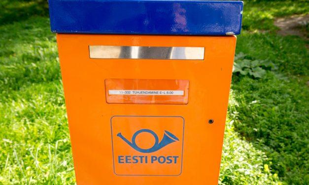 Eesti Post's universal postal service licence renewed
