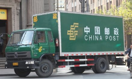 China's postal sector saw rapid growth in July