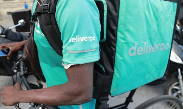 Deliveroo: offering home grocery deliveries to even more customers