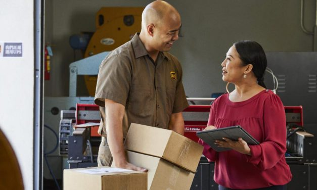 UPS delivery initiatives