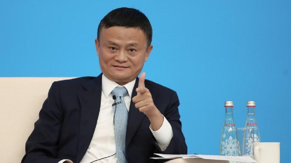 Jack Ma retires