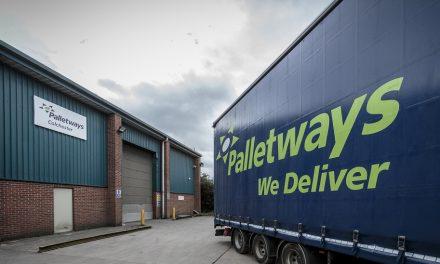 Palletwayssecures regional depot in East Anglia