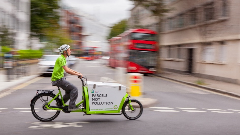Zero emissions freight hub in London wins £50,000 funding