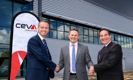 CEVA Logistic's new hub will reduce the number of deliveries to London hospitals