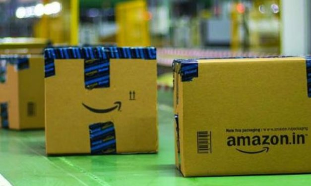 "Amazon India ""relentlessly working on reducing single-use plastic"""