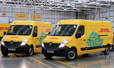 DHL Express rolls out 10 electric vehicles in London