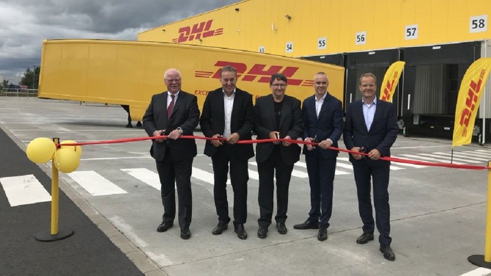 DHL adds another freight hub to its European network