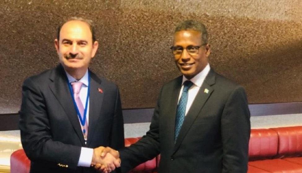 Somali government seeks Turkish Post help