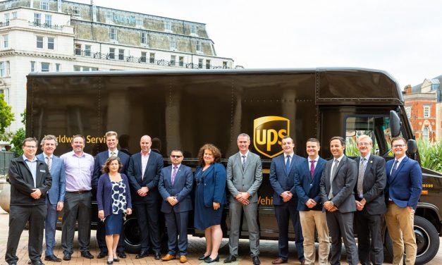 UPS introduces hybrid electric vehicles to UK fleets