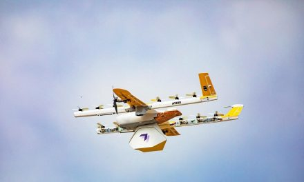 Wing begins drone delivery in Virginia