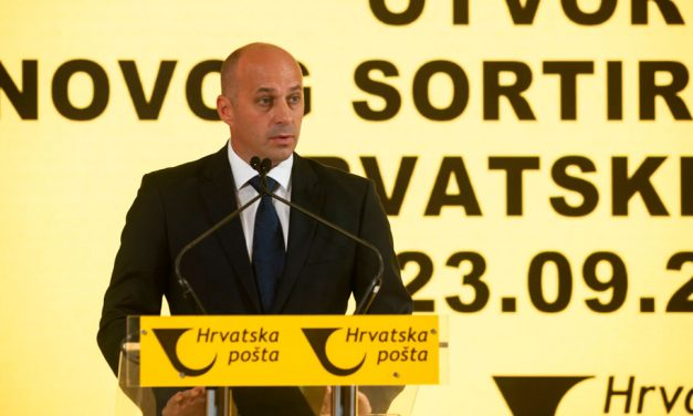 Croatian Post CEO Ivan Čulo