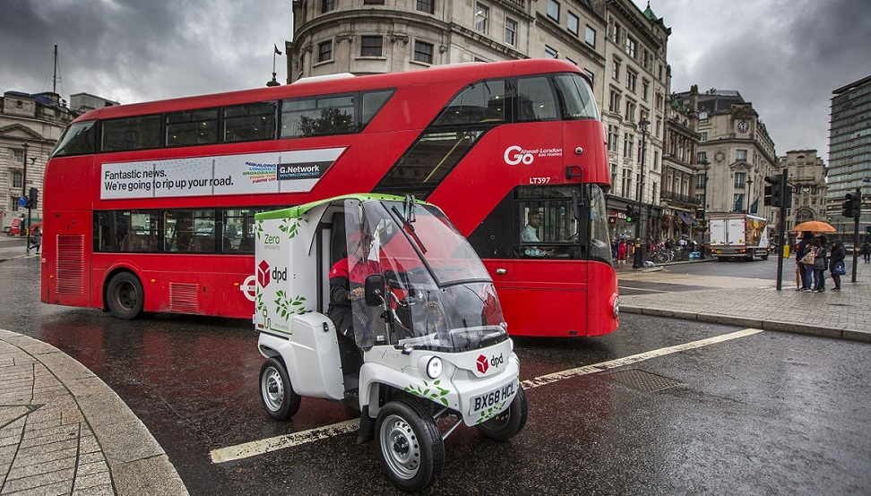 DPD scales up its EV investment plan