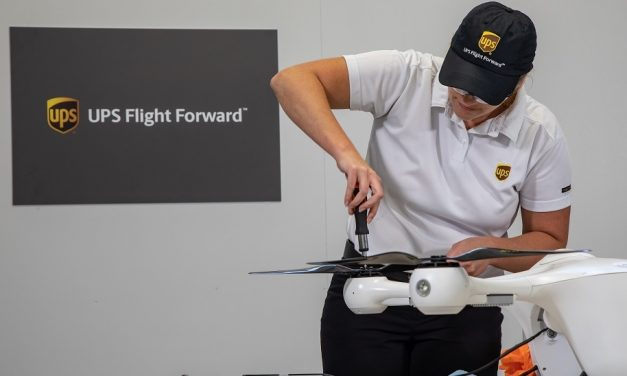 US healthcare provider to trial UPS'drone delivery network