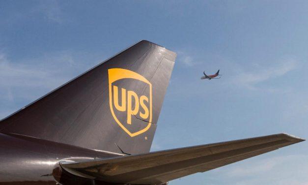"""UPS reports """"significant progress"""" for third quarter"""