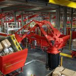 Processing begins at Australia Post's super hub
