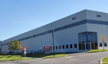 LaserShip expands capacity in New Jersey