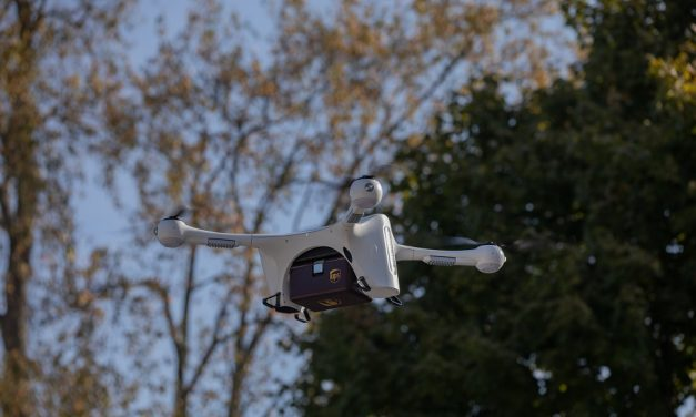 Big step forward for UPS' drone airline