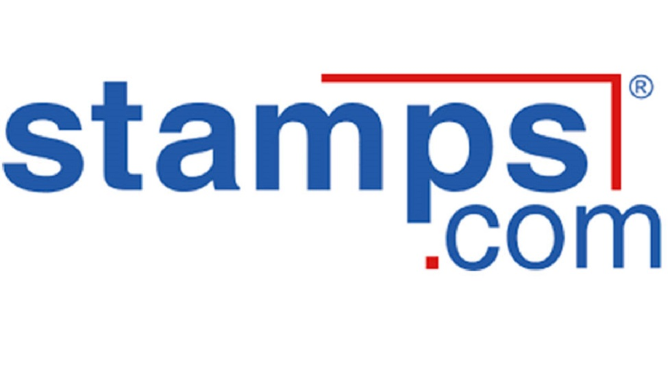 Stamps.com shares on the up