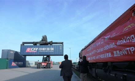New e-commerce link forged between Europe and China