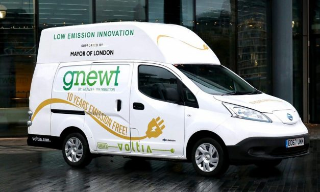 Gnewt  demonstrates the positive impact of green delivery