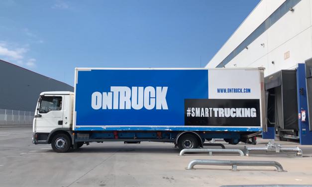 Ontruck's fleet capacity to increase by 20%