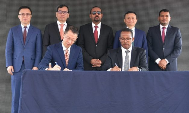 Alibaba enables Ethiopia to participate in cross-border e-commerce