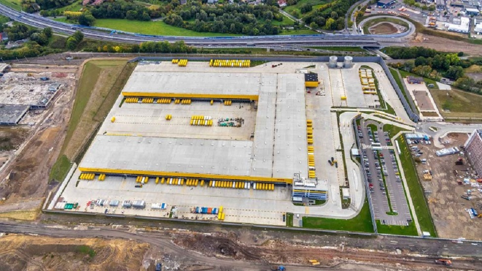 DPDHL strengthens its parcel network in Germany
