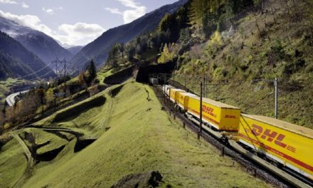 DHL launches freight rail service between China and Germany