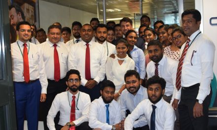 "CEVA takes operations in Sri Lanka and Maldives to ""next level"""