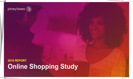 Pitney Bowes 2019 Online Shopping Study