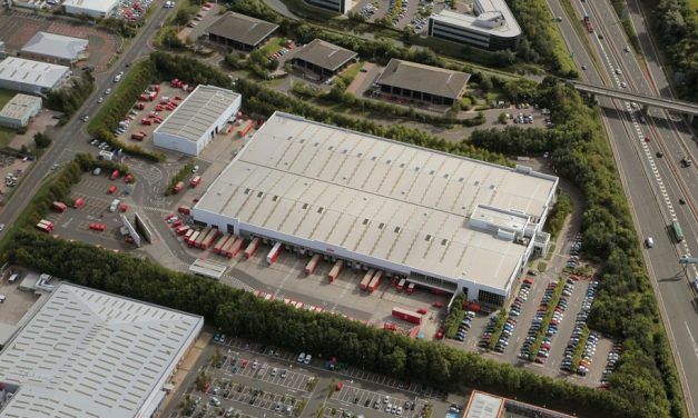 Hines acquires Royal Mail Sorting Warehouse in Edinburgh