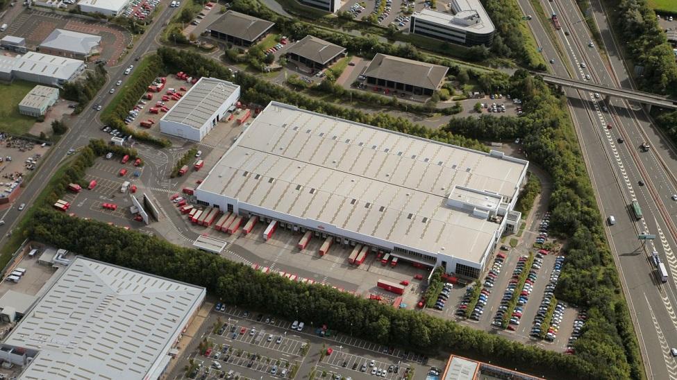 Hines acquires Royal Mail Sorting Warehouse in Edinburgh