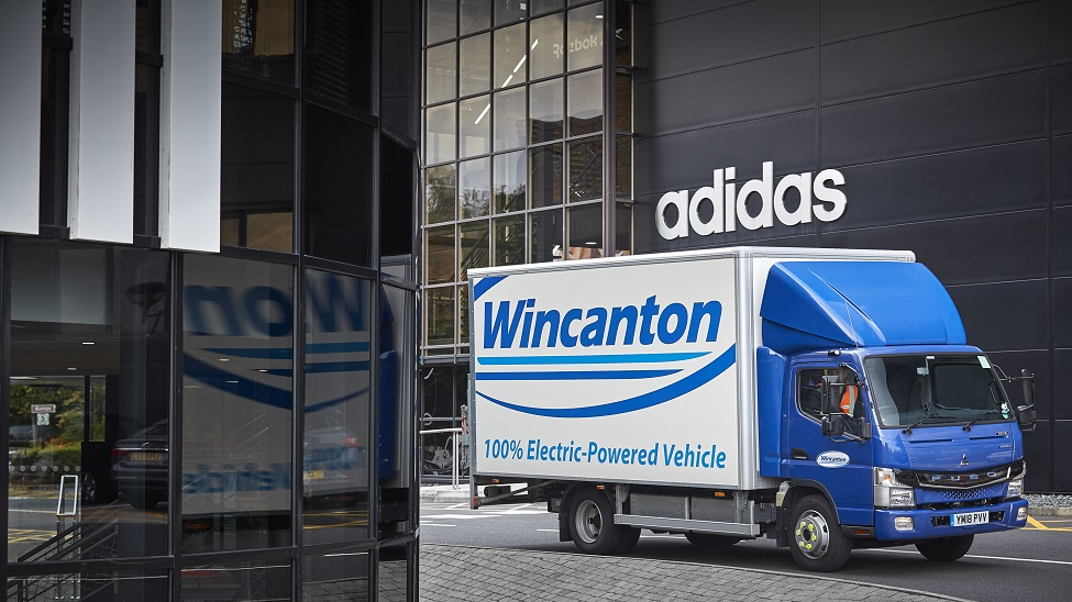 """Wincanton is """"thinking differently about logistics"""""""