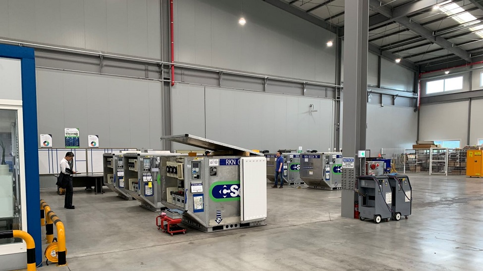 CSafe widens its operational footprint